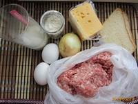 Рецепт Говяжие котлеты по-украински с сыром рецепт с фото