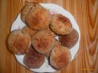 Рецепт Печеночные котлеты в духовке рецепт с фото