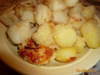 Рецепт Картошка по-домашнему рецепт с фото