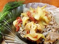 Рецепт Свинина тушеная с овощами рецепт с фото