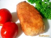 Рецепт Свиные рулетики с сыром и чесноком рецепт с фото