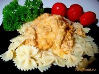 Рецепт Мясо по-строгановски рецепт с фото