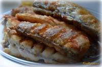 Рецепт Рыба нототения жареная рецепт с фото