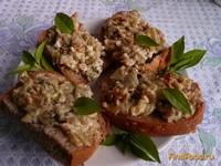 Рецепт Густой соус из баклажанов рецепт с фото