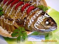 Рецепт Запеченный толстолобик с картофелем рецепт с фото