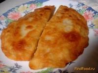 Рецепт Чебуреки с индюшачьим фаршем рецепт с фото