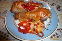 Рецепт Голени запеченные с болгарским перцем рецепт с фото