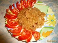 Рецепт Вермишель жареная с мясом рецепт с фото