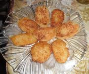 Рецепт Драники картофельные с морковкой и луком рецепт с фото
