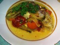 Рецепт Соте из баклажанов рецепт с фото