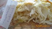 Рецепт Запеканка из капусты с вермишелью рецепт с фото