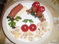 Рецепт Детская лесная поляна рецепт с фото
