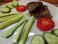 Рецепт Сухой стейк из говядины рецепт с фото