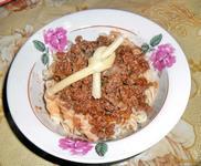 Рецепт Макароны с томатным соусом рецепт с фото