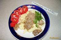 Рецепт Свинина тушеная с кумкватом рецепт с фото