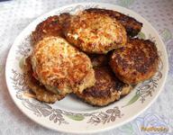 Рецепт Котлеты с болгарским перцем рецепт с фото