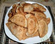 Рецепт Мини чебуреки с мясом рецепт с фото