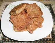 Рецепт Вафли с мясом в кляре рецепт с фото