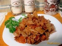 Рецепт Лаханоризо с грибами рецепт с фото