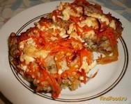 Рецепт Курочка с морковью по-корейски рецепт с фото