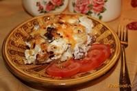 Рецепт Запеканка из цветной капусты рецепт с фото
