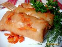 Рецепт Голубцы со свининой и говядиной рецепт с фото