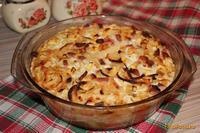 Рецепт Запеканка из кабачков и лука рецепт с фото