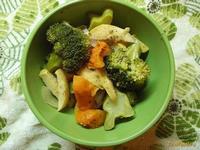 Рецепт Запеченные овощи с травами рецепт с фото