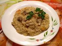 Рецепт Арнаутка с грибами рецепт с фото