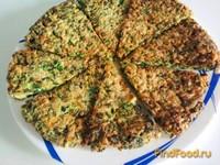 Рецепт Кюкю - омлет из зелени рецепт с фото