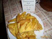 Рецепт Жареная картошка с яйцами рецепт с фото