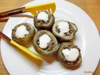 Рецепт Картофель фаршированный рецепт с фото