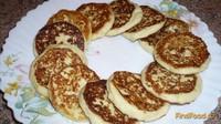 Рецепт Картофельные сырники рецепт с фото