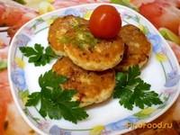 Рецепт Куриные котлеты с пшеном рецепт с фото
