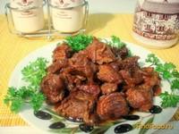 Рецепт Поджарка из свинины рецепт с фото