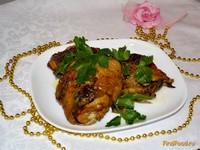 Рецепт Курица запеченная с черносливом рецепт с фото