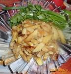 Рецепт Жареная картошечка рецепт с фото