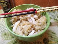 Рецепт Рис с кальмаром и соевым соусом рецепт с фото