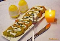 Рецепт Овощные оладьи с грибами рецепт с фото