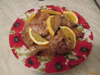 Рецепт Курица в апельсиновом соусе рецепт с фото