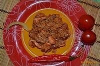 Рецепт Гречка с овощами и сосисками рецепт с фото