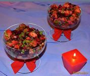 Рецепт Печеный винегрет с грибами рецепт с фото