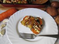 Рецепт Картофель запеченный в духовке рецепт с фото