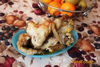 Рецепт Куриные крылышки с карри рецепт с фото