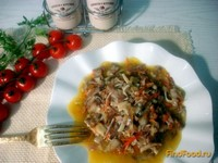 Рецепт Свиные уши в соусе рецепт с фото