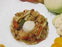 Рецепт Рис отварной с овощами рецепт с фото