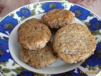 Рецепт Постные картофельно-гречневые котлеты рецепт с фото