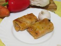 Рецепт Голубцы овощные рецепт с фото