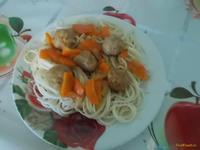 Рецепт Тефтели куриные в томатном соусе рецепт с фото