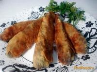 Рецепт Бычки жареные рецепт с фото